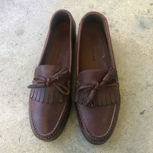 Cole Haan loafers with tassel...Size 8.5